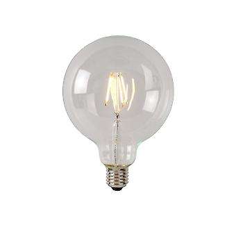Lucide Bulb LED G125 Filament E27/5W 500LM 2700K Clear