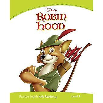 Pinguïn kinderen 4 Robin Hood Reader (Penguin kinderen (Graded lezers))