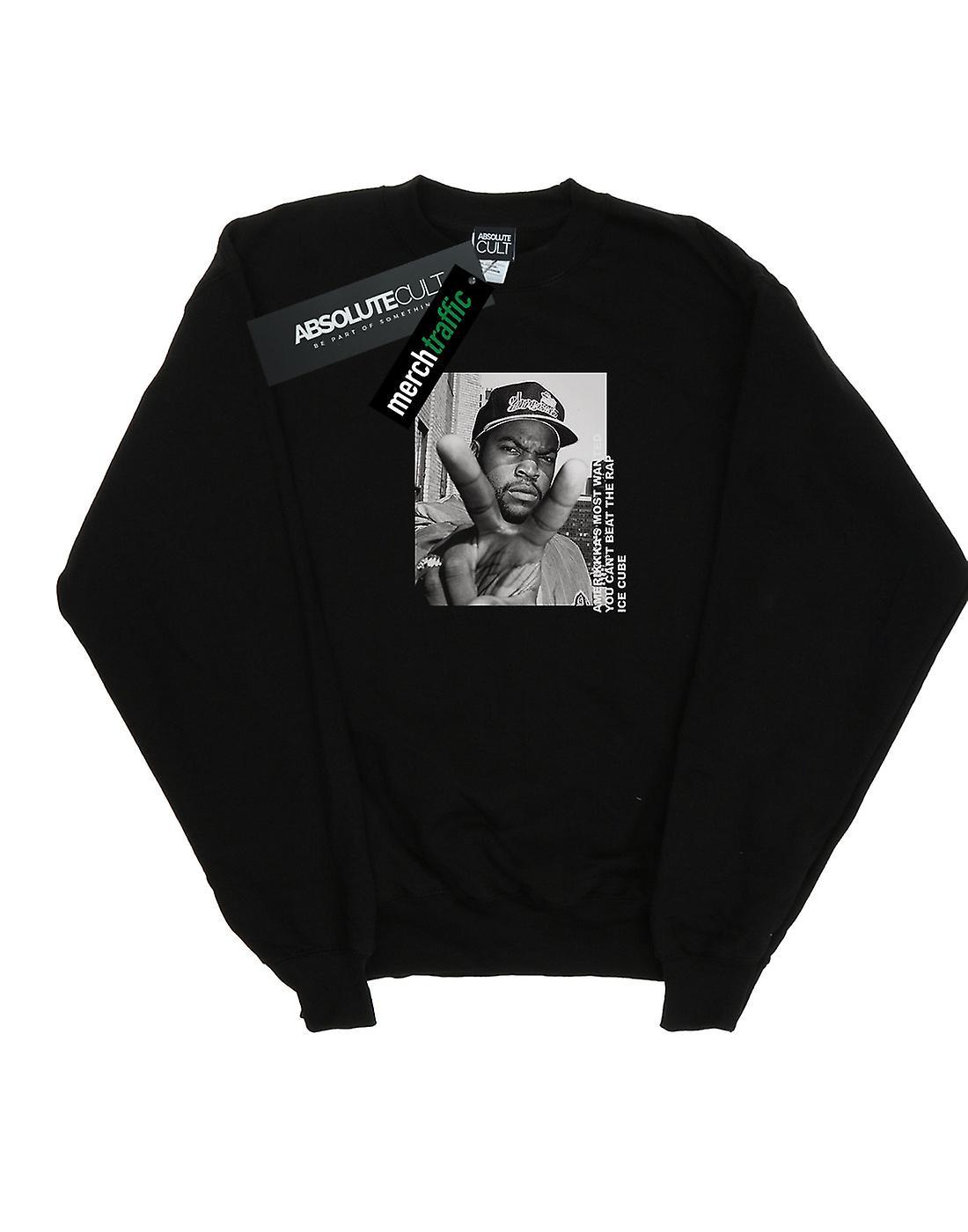Ice Cube Men's Peace Sign Sweatshirt