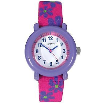 Sekonda wrist watch, analog, Man, plastic