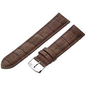Morellato جلدية سوداء حزام 22 مم رجل براون أرزية A01U3936A70032CR22