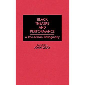 ブラック劇場とグレー ・ ジョンによるパフォーマンス ワガドゥグ全アフリカの文献目録