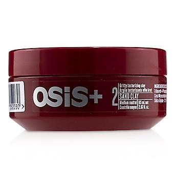 Schwarzkopf Osis+ Sand Clay Gritty Texturizing Clay (mittlere Kontrolle) - 85ml/2.87oz