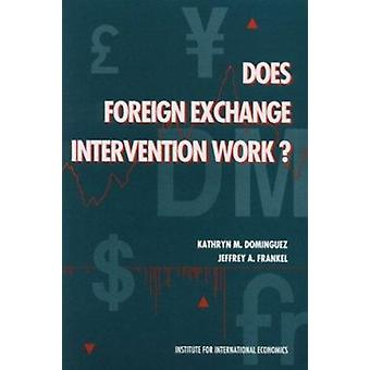 Does Foreign-Exchange Intervention Work? Book