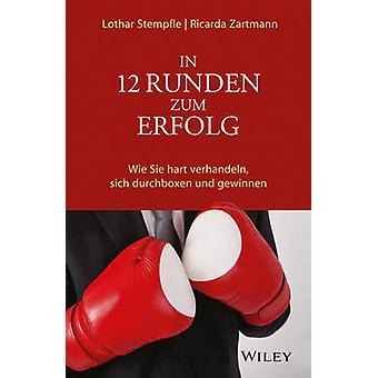 Hart Verhandeln by Lothar Stempfle - Ricarda Zartmann - 9783527508266
