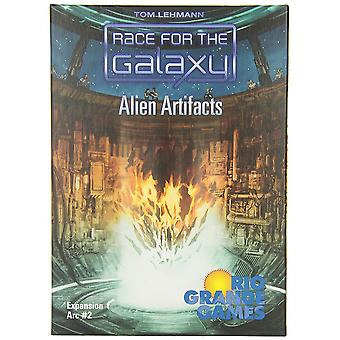 Race for the Galaxy Alien Artifacts Board Game