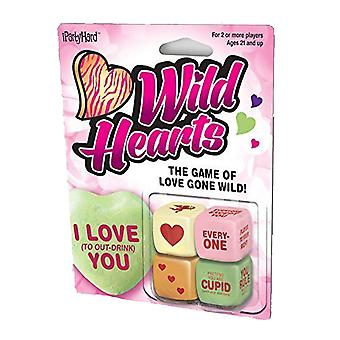 ICUP iPartyHard Wild Hearts Dice Game