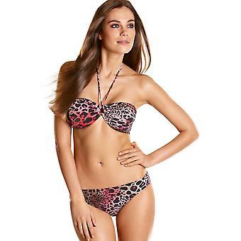 Triumph African Summer Pt Tpd Halter Collo Bikini Set