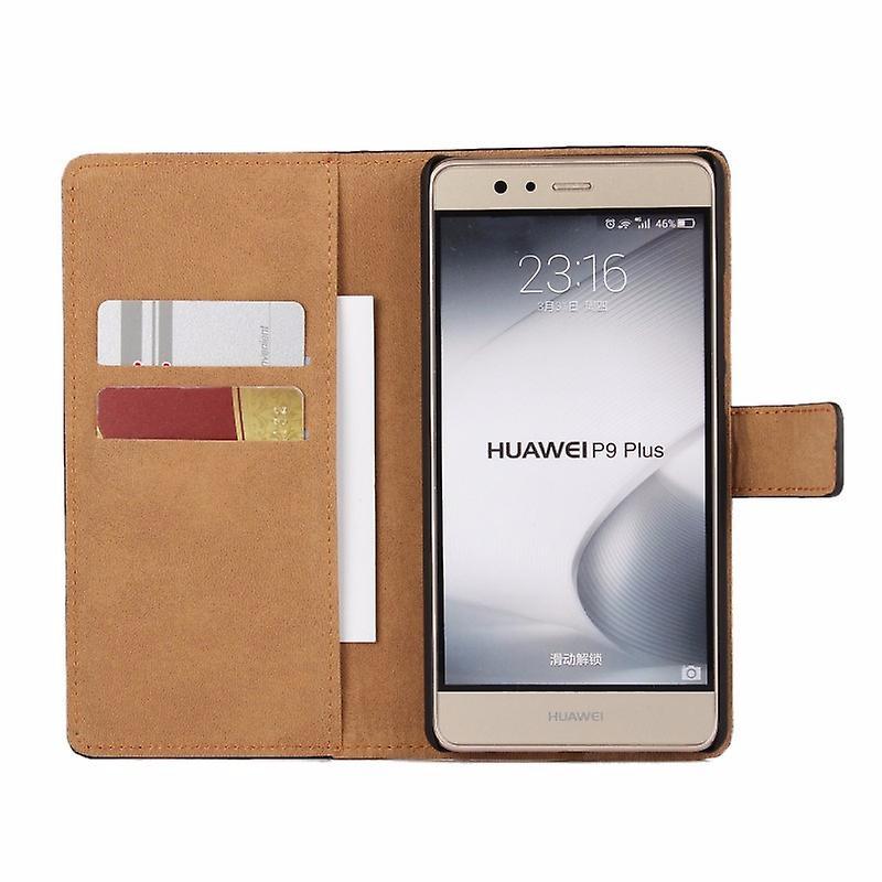 iCoverCase   Huawei P9 Plus   Plånboksfodral