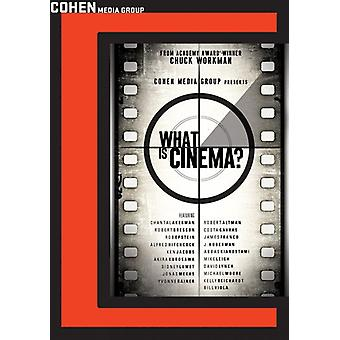 What Is Cinema [DVD] USA import