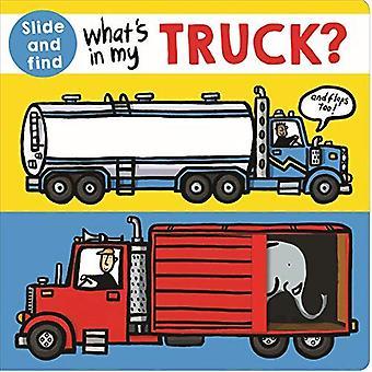 Vad finns i min lastbil? (Vad finns i min) [Styrelse bok]