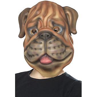 Koira Mask, Brown, EVA