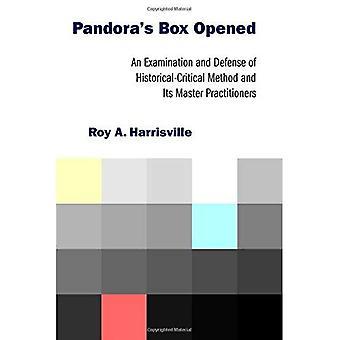 Pandora ' s boxas öppnat: en undersökning och försvar av historisk-kritisk metod och dess ledar-praktiker
