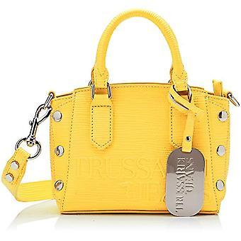 Trussardi Jeans Melly Tote XS Yellow Women's Bag (Yellow) 18x15x9cm (W x H x L)