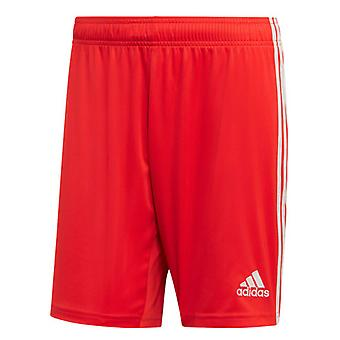 2019-2020 Juventus Adidas Auswärtsshorts (Rot)