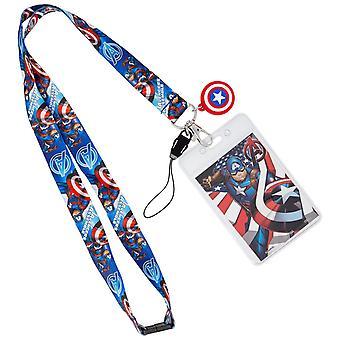 Cordón de Capitán América
