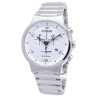Citizen Eco-aandrijving At2400-81a chronograaf analoge mannen ' s horloge
