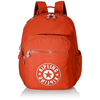 Kipling New Classics - School Backpack - 44 cm - Funky Orange Nc (Orange) - KI333567H