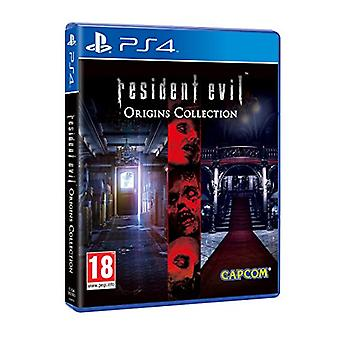 Resident Evil Origins Collection (PS4) - New