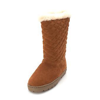 Stil & co. Womens Nickyy stoff rund tå mid-kalv kaldt vær støvler