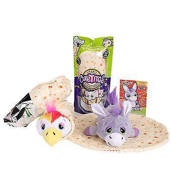 Cutetitos - Mystery Stuffed Animals - Collection en peluche - Série 2
