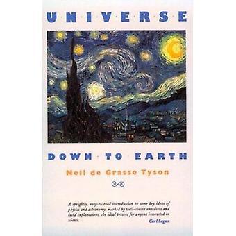 Universo hacia abajo a la tierra por Neil deGrasse Tyson - libro 9780231075619