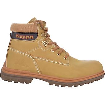 Kappa Mens Colorado Casual Lace Up Walking Randonnée Salut Top Trail Chaussures Camel