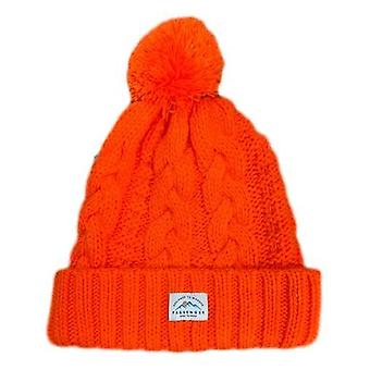Passagier hogga bobble beanie- orange