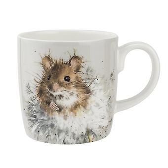 Wrendale Designs Dandelion Mouse Mug