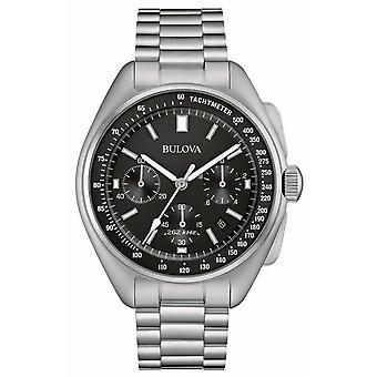 Bulova 96b258 Lunar Pilot ' Moon watch ' chronographe mens watch 45 Mm