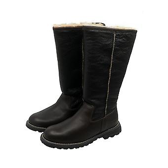 UGG Brooks Tall Women's Boots Brown Lace-Up Boots Winter