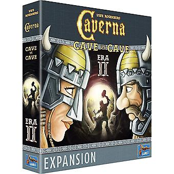 Caverna Cave vs Cave Era II The Iron Age Expansion Pack