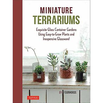 Miniature Terrariums by Fourwords