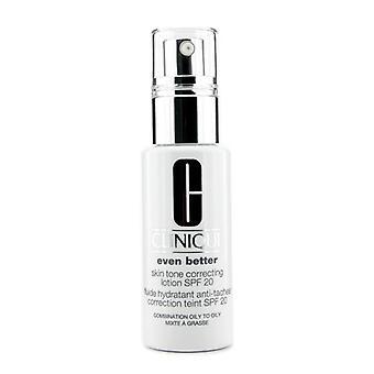 Clinique vieläkin parempi ihon sävyä korjaava voide SPF 20 (yhdistelmä öljyinen ja rasvainen)-50ml/1.7 oz