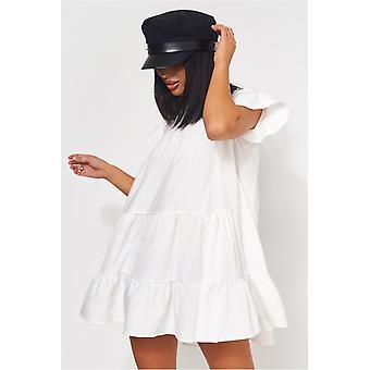 Luca Petite Frill Smock Dress