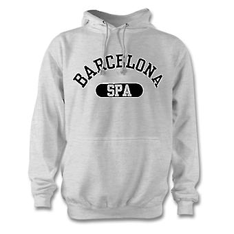 Barcelona Spain City Hoodie