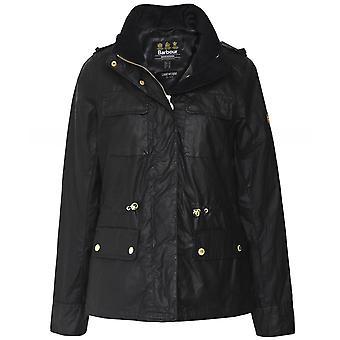 Barbour International Wax Baton Jacket