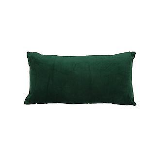 Licht-en leefkussen 60x30cm Khios Velvet Green