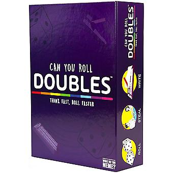 Can You Roll Doubles?