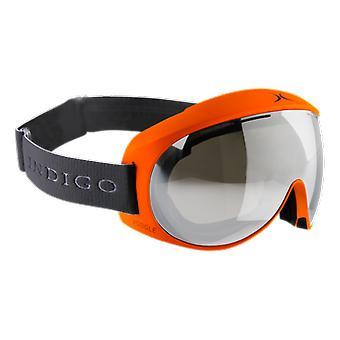 Indigo SKI Maske OTG Voggle Titan Neon Orange