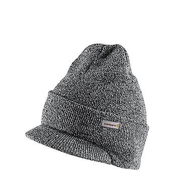 Carhartt a164 - winter knit hat with visor grey