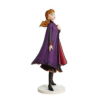 Disney Live Action Frozen Princess Anna Collector's Figurine - Boxed