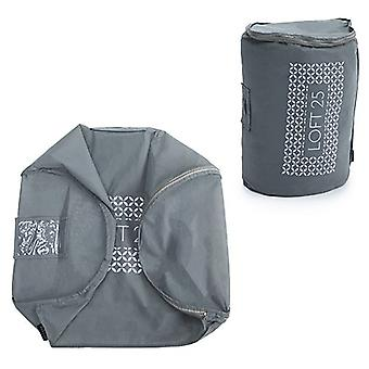 Essentials by Loft 25 Small Grey Duvet Protector Storage Bag
