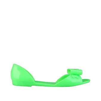 Superga Original Women Spring/Summer Sandals - Green Color 28651