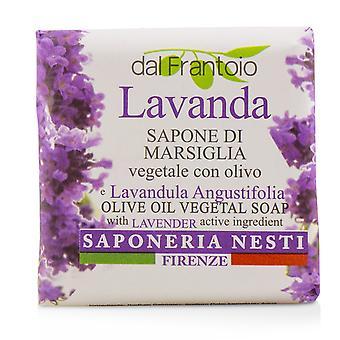 Dal frantoio olijfolie plantaardige zeep lavander 221051 100g/3.5oz