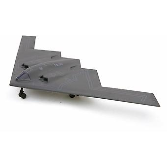 Modell b-2 Spirit Düsenjäger eingerastet