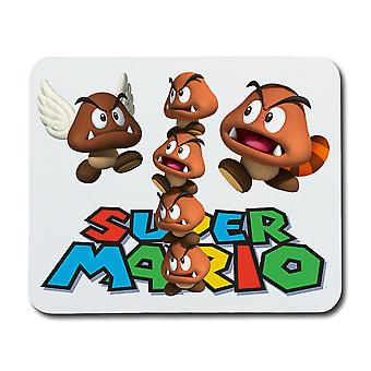 Super Mario Goomba egérpad