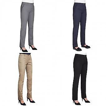 Brook Taverner Womens/Ladies Houston Slim Leg Chino Trousers