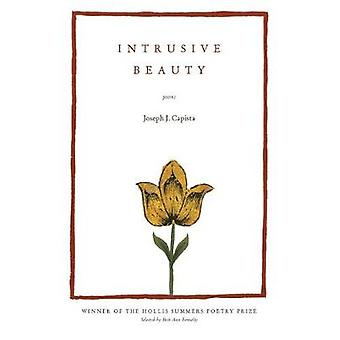 Belleza intrusiva - Poemas de Joseph J. Capista - 9780821423769 Libro