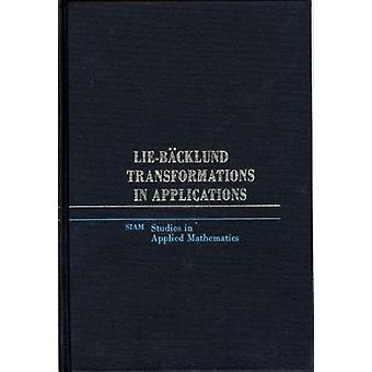 Lie-backlund Transformations in Applications by R.L. Anderson - Nail